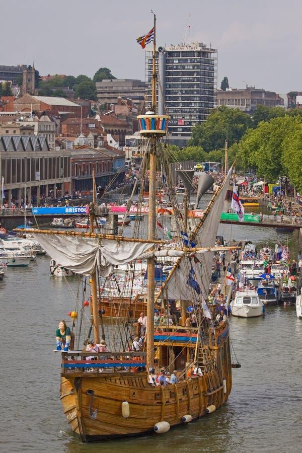 Festival del porto immagine stock libera da diritti