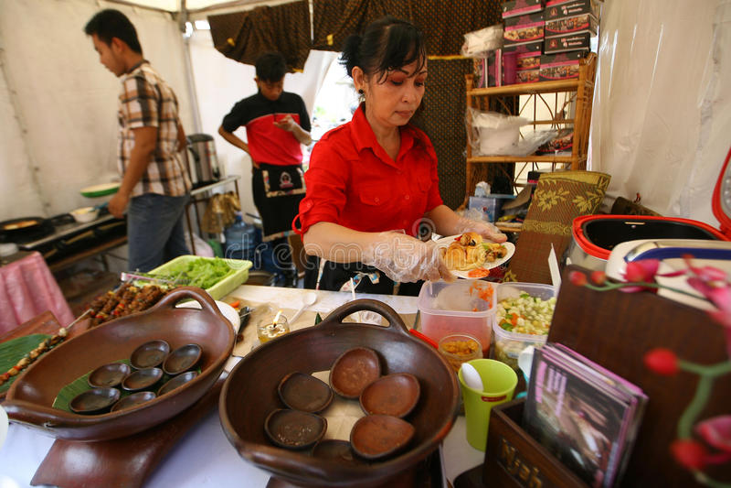 Festival dell'alimento immagine stock libera da diritti