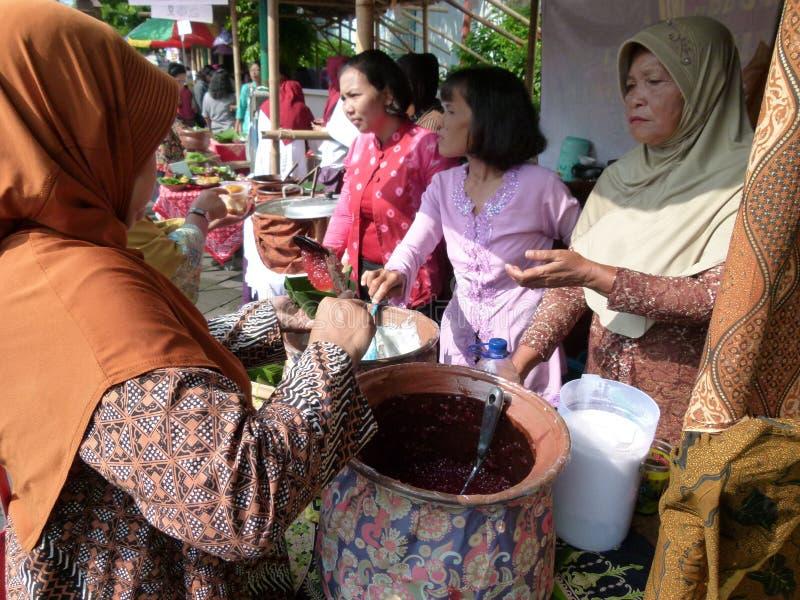 Festival dell'alimento fotografia stock libera da diritti