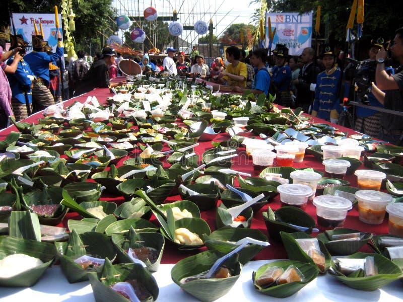 Festival dell'alimento fotografia stock