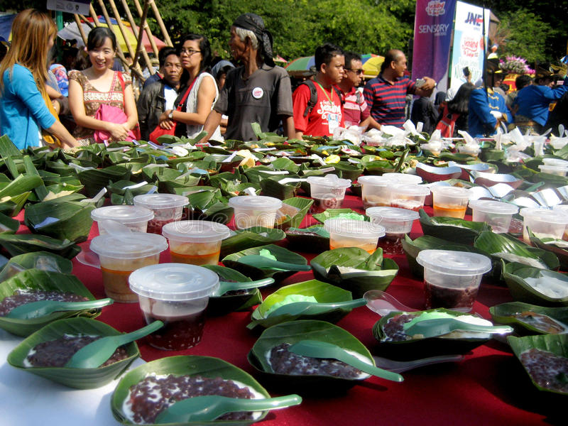 Festival dell'alimento immagini stock libere da diritti