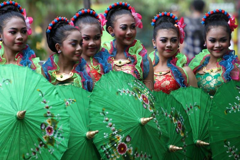 Festival dell'ombrello fotografia stock libera da diritti
