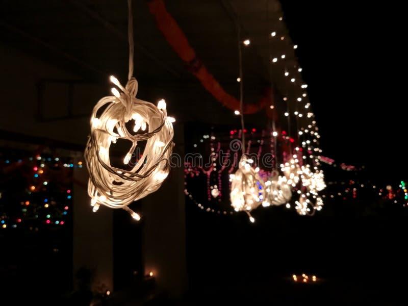 Festival delle luci fotografie stock libere da diritti