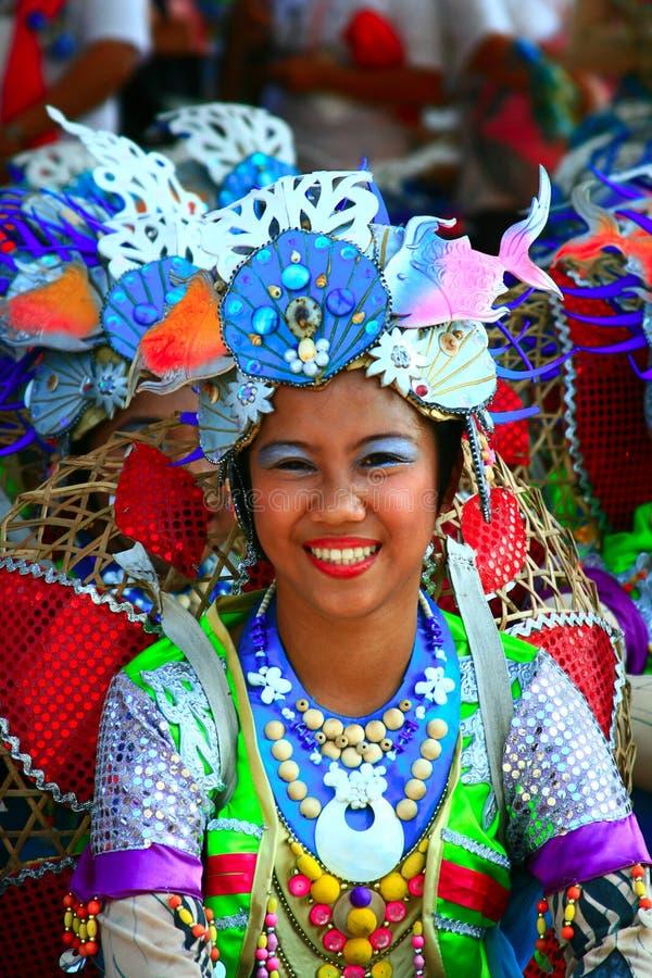 Festival di Aliwan fotografia stock
