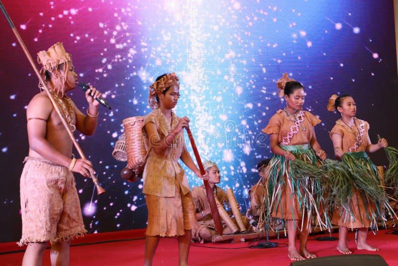 Festival di arti indigeno internazionale di Selangor 2019 n6 fotografia stock libera da diritti