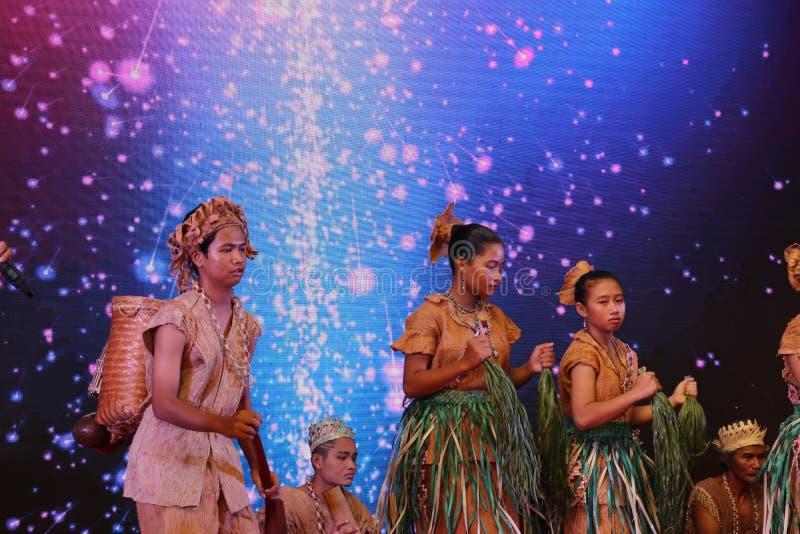 Festival di arti indigeno internazionale di Selangor 2019 n6 fotografia stock