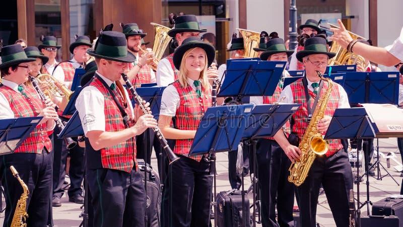 Festival di musica a Vienna, Austria immagini stock libere da diritti