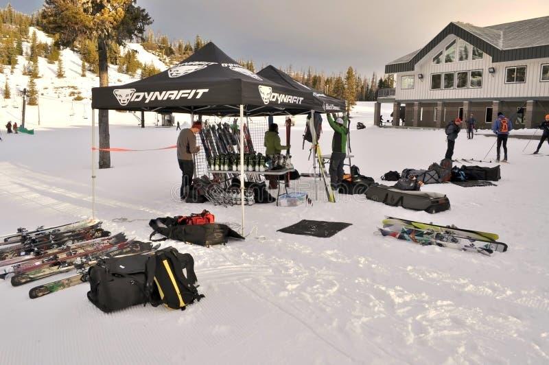 Festival di Telemark fotografia stock