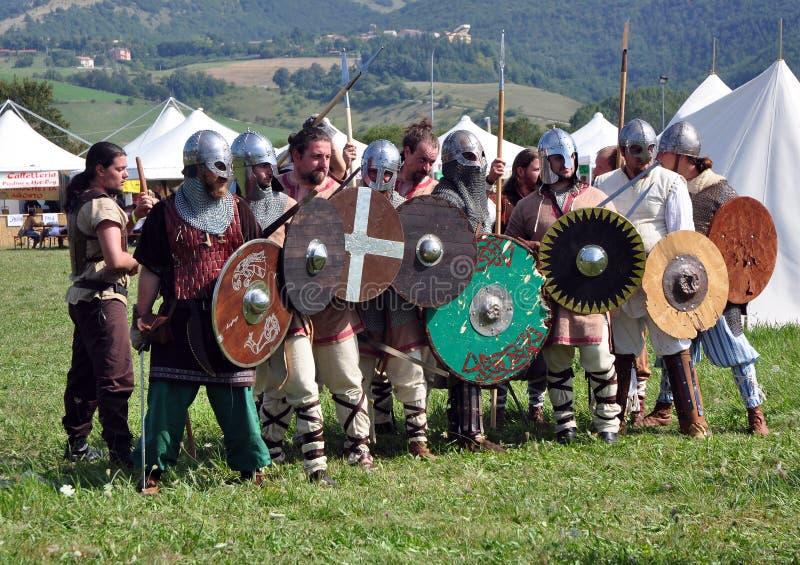 Festival do céltico de Montelago imagem de stock