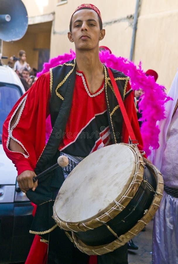 Festival do Druze foto de stock
