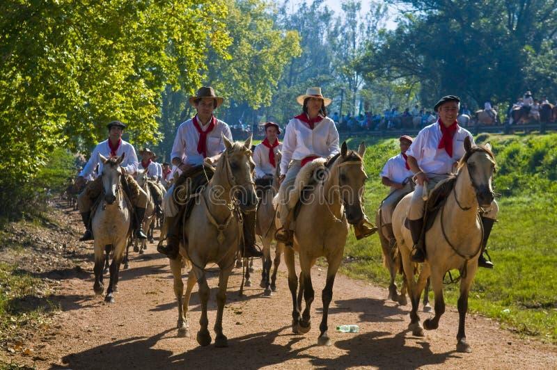 Festival do gaúcho imagem de stock royalty free