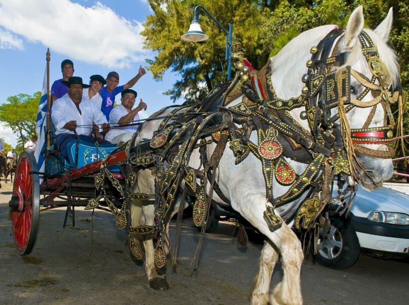 Festival do gaúcho fotos de stock royalty free