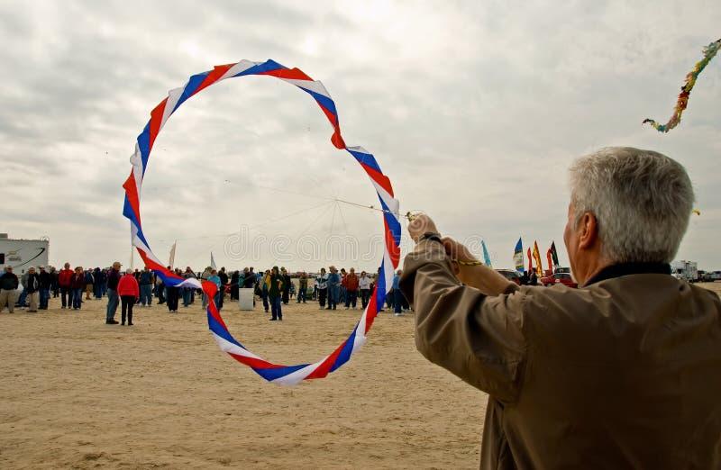 Download Festival do papagaio foto de stock editorial. Imagem de kite - 12800328