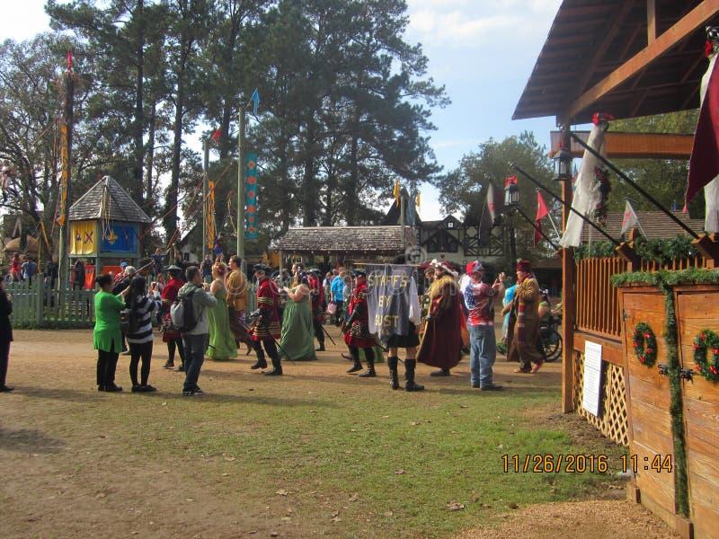 Festival do renascimento foto de stock royalty free