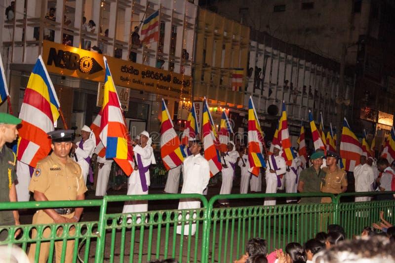 Download Festival Esala Perahera In Kandy Auf Sri Lanka Redaktionelles Foto - Bild von speziell, zahn: 96926146