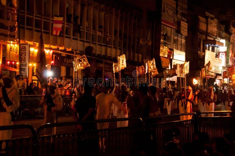 Download Festival Esala Perahera In Kandy Auf Sri Lanka Redaktionelles Stockfotografie - Bild von heilig, fromm: 96926187