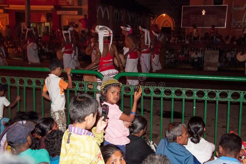 Download Festival Esala Perahera In Kandy Auf Sri Lanka Redaktionelles Stockfotografie - Bild von heilig, touristen: 96926407