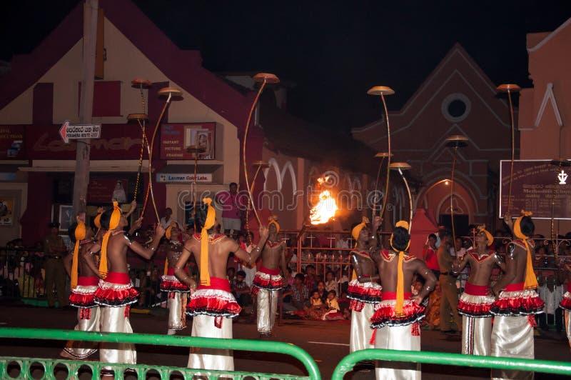 Download Festival Esala Perahera In Kandy Auf Sri Lanka Redaktionelles Stockfoto - Bild von elefanten, festivals: 96926763