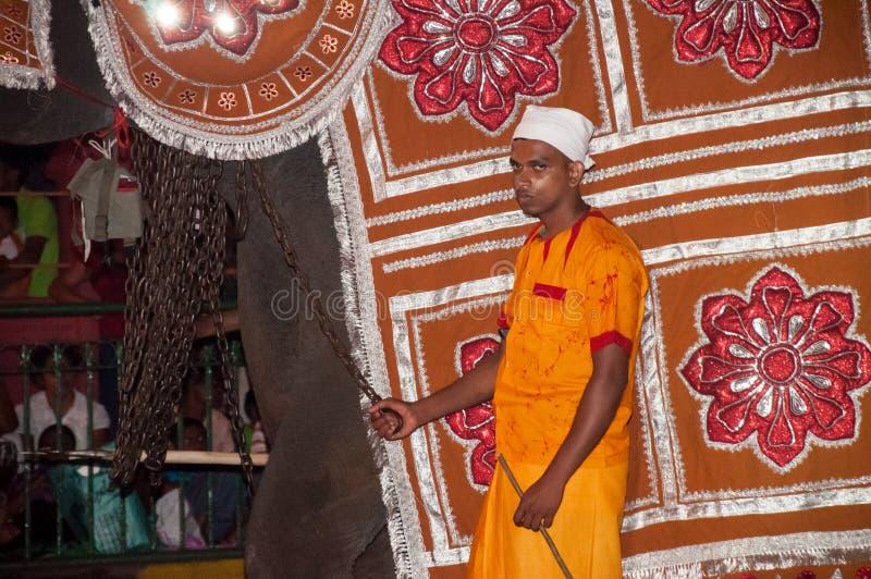 Download Festival Esala Perahera In Kandy Auf Sri Lanka Redaktionelles Bild - Bild von speziell, zahn: 96926795