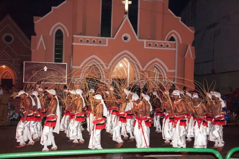 Download Festival Esala Perahera In Kandy Auf Sri Lanka Redaktionelles Stockbild - Bild von auch, traditionell: 96927039