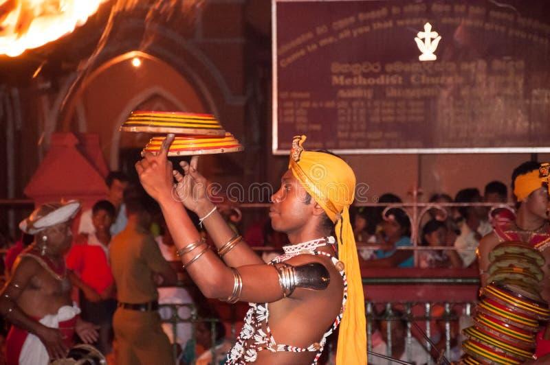 Download Festival Esala Perahera In Kandy Auf Sri Lanka Redaktionelles Bild - Bild von fromm, kandy: 96927140