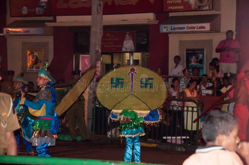 Download Festival Esala Perahera In Kandy Auf Sri Lanka Redaktionelles Stockfotografie - Bild von fromm, traditionell: 96927537