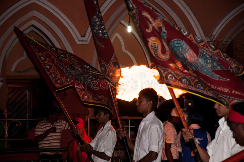 Download Festival Esala Perahera In Kandy Auf Sri Lanka Redaktionelles Stockbild - Bild von vertreter, juli: 96927574