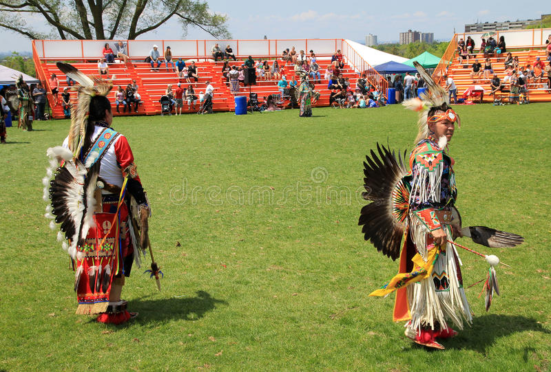 Festival of First nations royalty free stock images
