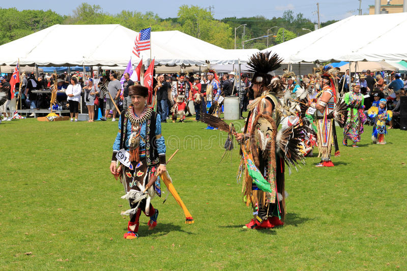 Festival of First nations royalty free stock image
