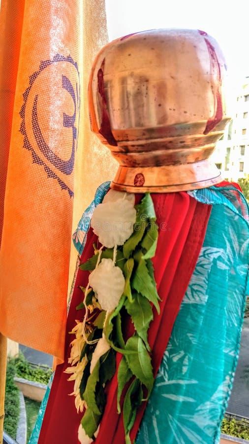 Festival hindú del Año Nuevo fotos de archivo libres de regalías