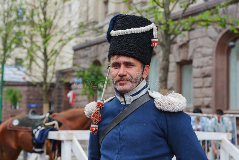 Festival internacional: cosaco de Ural de los salvavidas fotografía de archivo libre de regalías