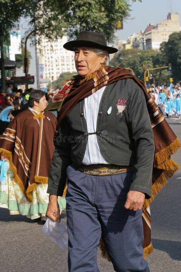 Festival Internacional de Folclore de Buenos Aires fotografia de stock royalty free