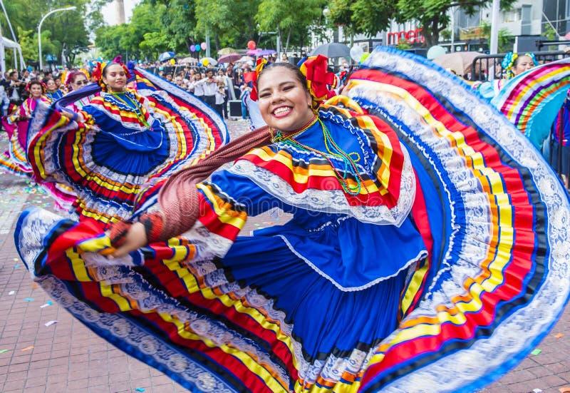 Festival internacional do Mariachi & do Charros imagem de stock royalty free
