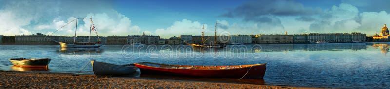 Festival international de mer de St Petersburg photographie stock