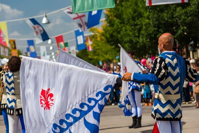 Festival italien photo stock