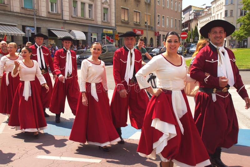 Festival Lent 2018, Maribor, Slovenia royalty free stock images