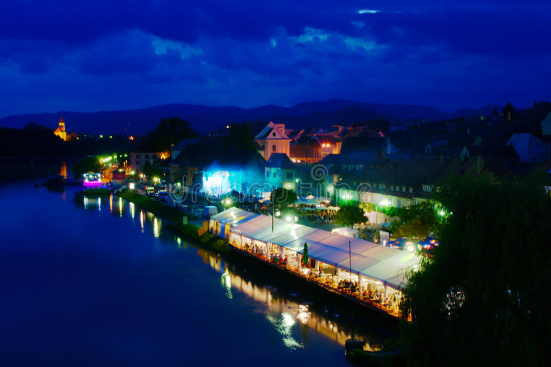 Festival Lent 2016, Maribor, Slovenia royalty free stock photography