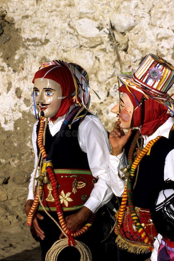 Festival peruviano fotografie stock libere da diritti