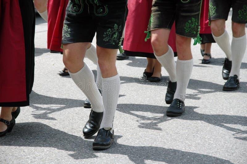 Festival piega bavarese fotografia stock libera da diritti