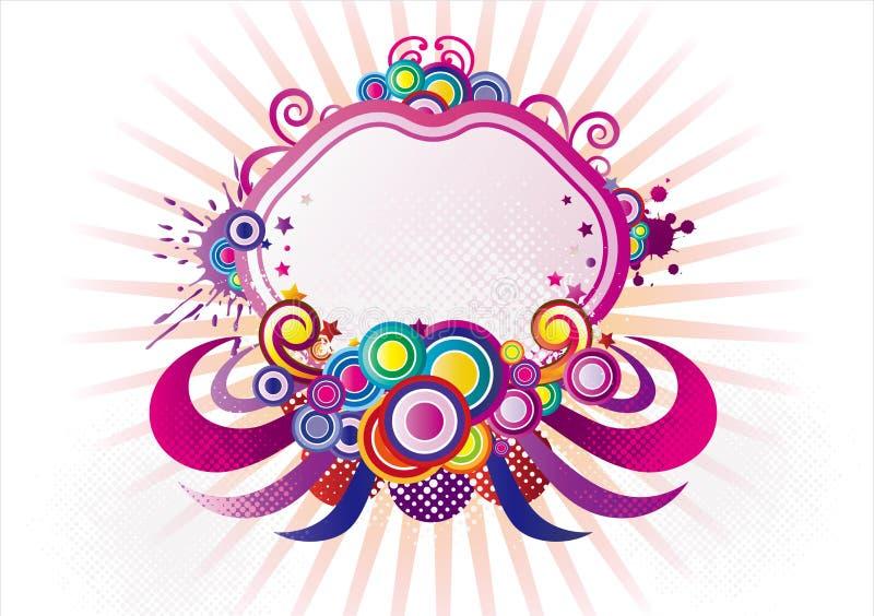 Download Festival Poster Design Elements Stock Vector - Image: 10298077