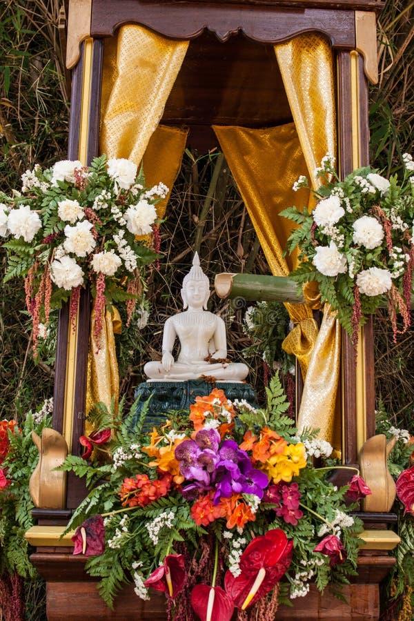 Festival prestato buddista di songkran fotografie stock
