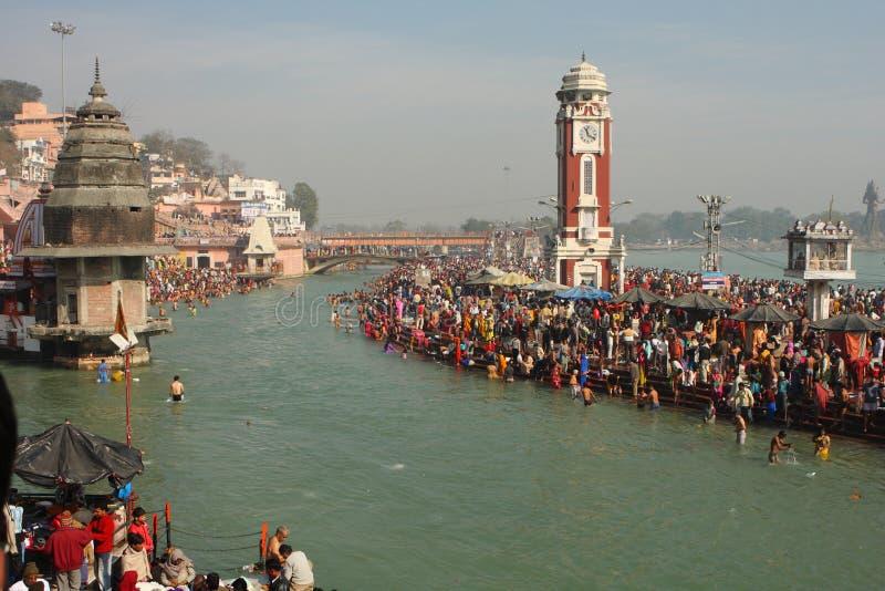 Festival religioso in India immagini stock