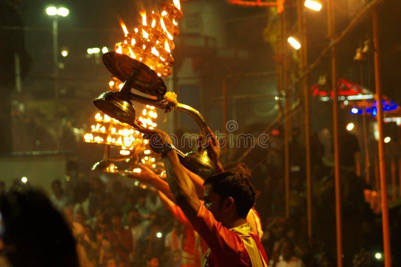Festival religioso indio fotografía de archivo