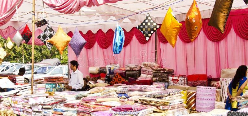 Festival Season - Handloom Shop Editorial Photography