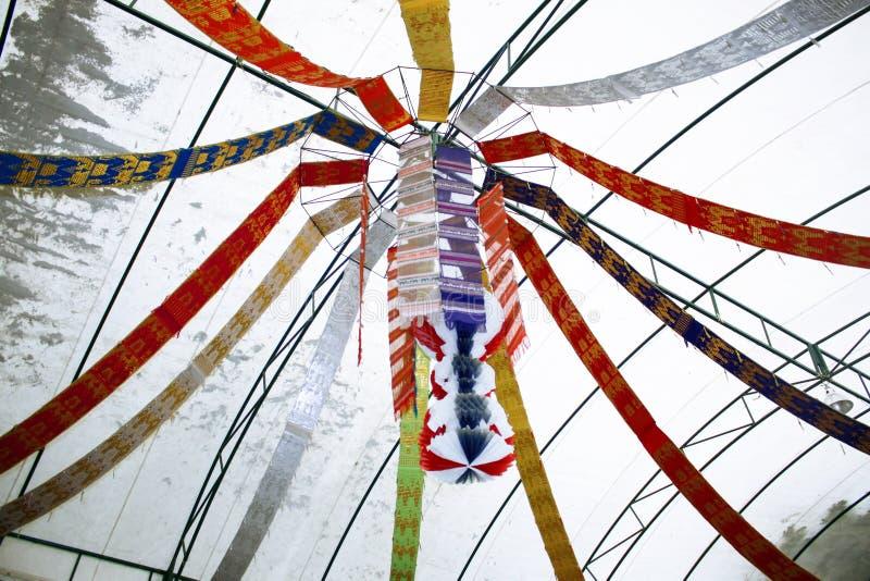 Festival tailandese fotografie stock