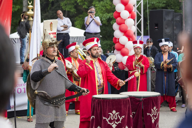 Festival turco fotografie stock