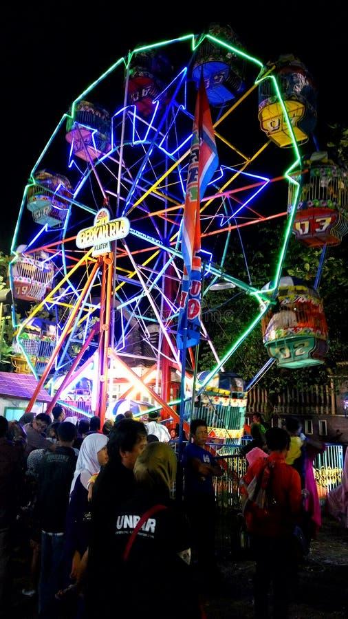 Festival typique d'Indonésie image libre de droits