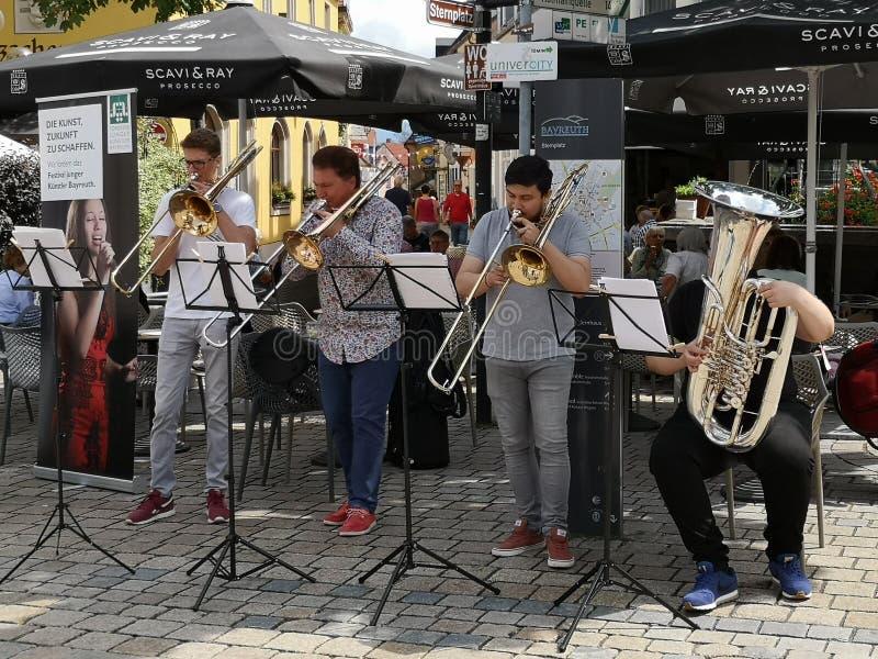 69. Festival von jungen Künstlern Bayreuth 2019 lizenzfreie stockfotografie
