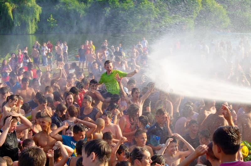 festival wet