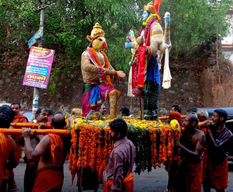 Download Festivals De Temple Du Kerala Photo stock éditorial - Image du festin, exclusif: 77156423